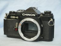 * CE-4 * Pentax K Fit Chinon CE-4 SLR Camera £7.99